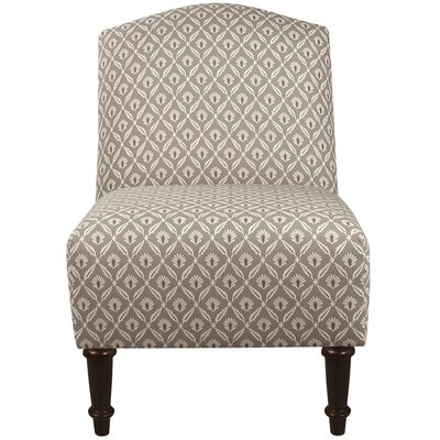 Clover Camel Back Side Chair