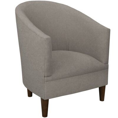 Arm Chair Color: Grey