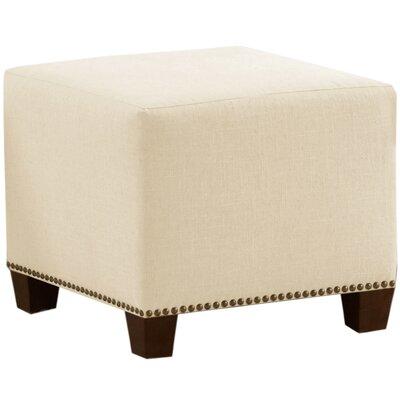 Chambers Cube Ottoman