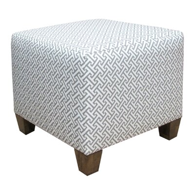 Cross Section Cube Ottoman