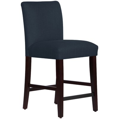 26 Bar Stool Upholstery: Navy