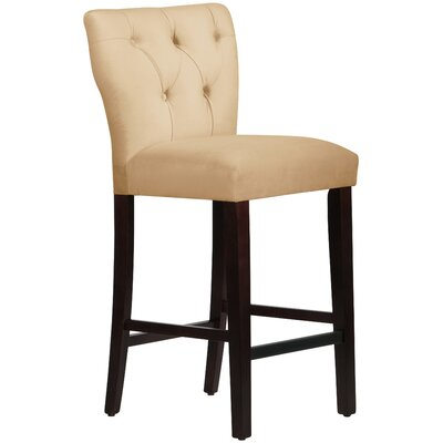 31 Bar Stool Upholstery: Buckwheat