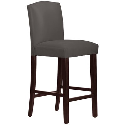 31 Bar Stool Upholstery: Charcoal