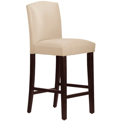 31 Bar Stool Upholstery: Oatmeal