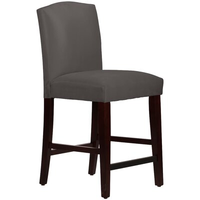 Premier Bar Stool Upholstery: Charcoal