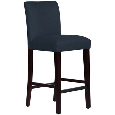 31 Bar Stool Upholstery: Navy