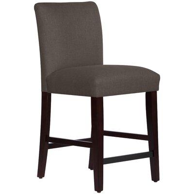 26 Bar Stool Upholstery: Cindersmoke