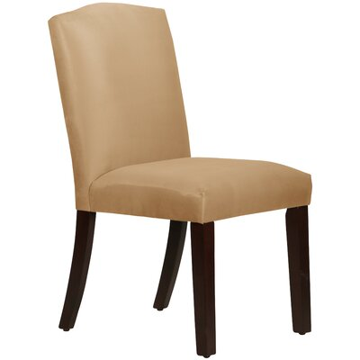 Premier Arched Side Chair Upholstery: Saddle