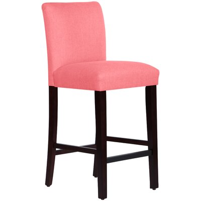31 Bar Stool Upholstery: Coral