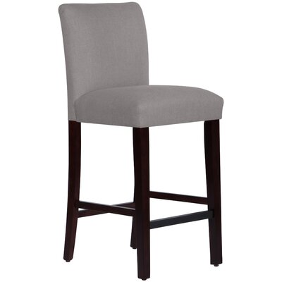 31 Bar Stool Upholstery: Grey