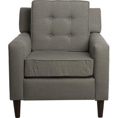 Dustin Tufted Armchair