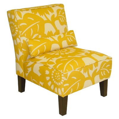 Skyline Furniture Cotton Slipper Chair - Color: Sun Gold at Sears.com