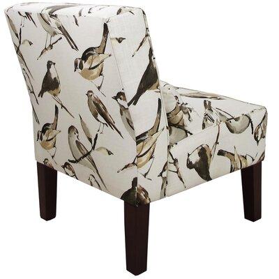 Thurston Slipper Chair Upholstery: Birdwatcher Charcoal