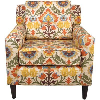 Greer Adobe Armchair Upholstery: Santa Maria Adobe
