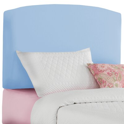 Twin Upholstered Panel Headboard Color: Duck Gazebo