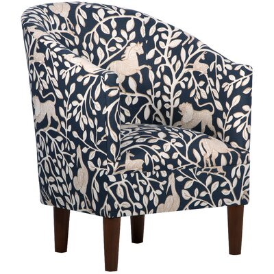 Diana Barrel Chair Upholstery: Pantheon Admiral