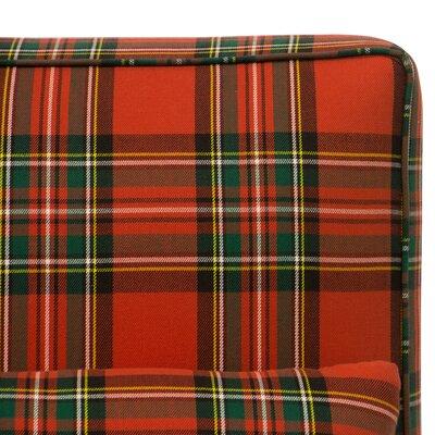 Thurston Slipper Chair Upholstery: Ancient Stewart Red