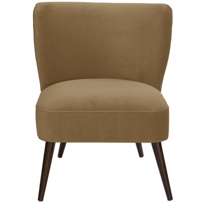 Mamounia Slipper Chair Upholstery: Regal Sand