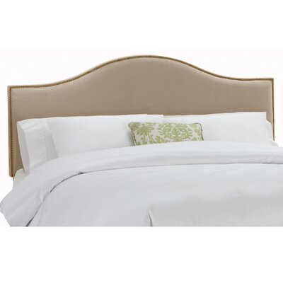 Catelynn Upholstered Panel Headboard Size: Full