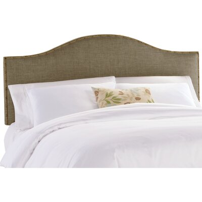 Catelynn Upholstered Panel Headboard Size: Queen