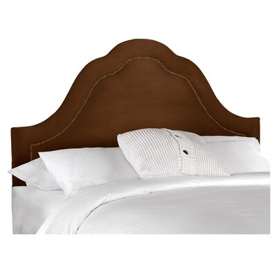 Chaumont Upholstered Panel Headboard Size: Queen