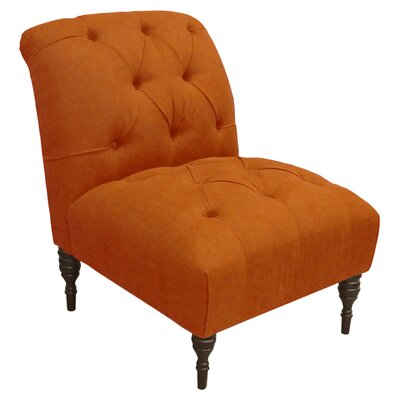 Audra Tufted Polyester Side Chair