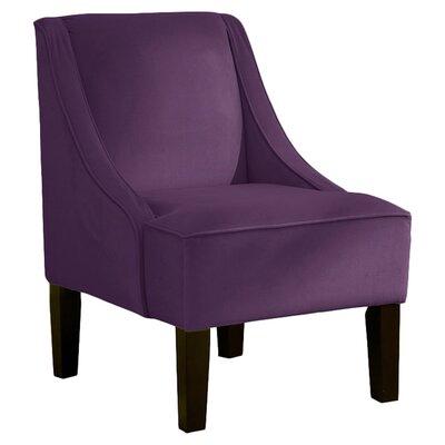 Moira Vevet Arm Chair