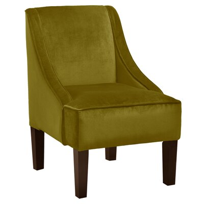 Moira Polyester Arm Chair Color: Mccaw 72-1MSTMCW
