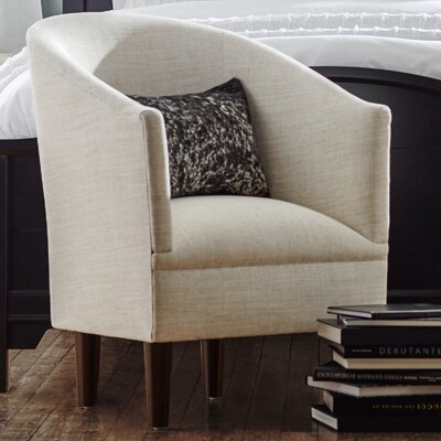 Arm Chair Color: Talc