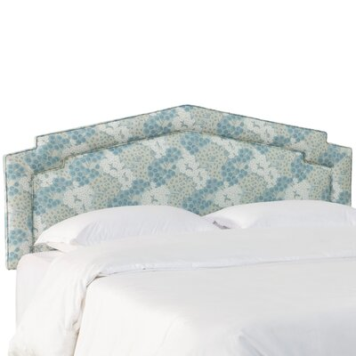 Savorey Upholstered Panel Headboard Size: Queen