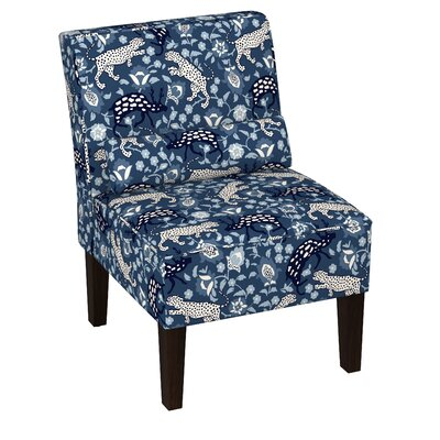 Eliza Linen Upholstered Side Chair