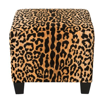 Bowerville Square Ottoman