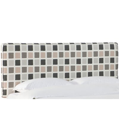 Thedford Upholstered Panel Headboard Size: California King