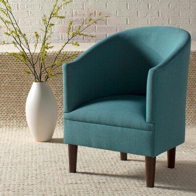 Arm Chair Color: Linen Laguna