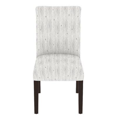 Karen Stripe Parsons Chair