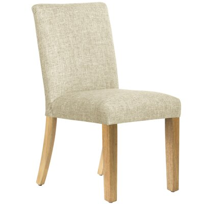Aspasius Side Chair Upholstery: Vanilla