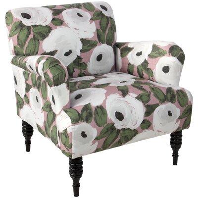 Adalia Bloomsbury Rose Armchair