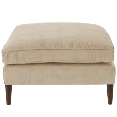 Halle Ottoman Color: Buckwheat