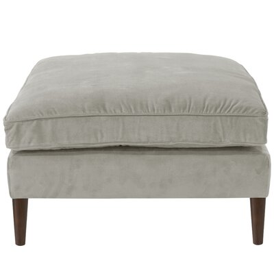 Halle Ottoman Color: Light Gray