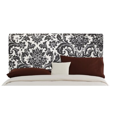 Rent to own Slip Cover Upholstered Headboard Si...