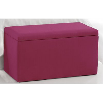 Duck Storage Ottoman Upholstery: Hot Pink