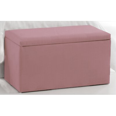 Duck Storage Ottoman Upholstery: Light Pink