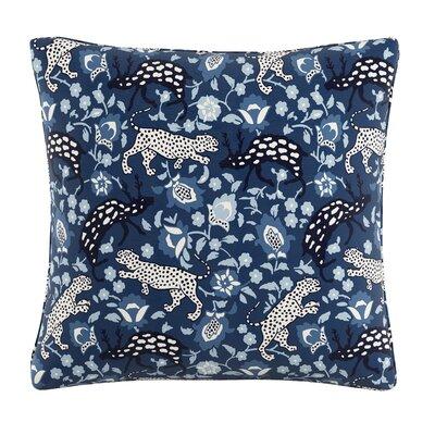 Navarre Leopard Throw Pillow