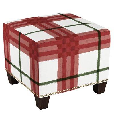 Rangel Cube Ottoman