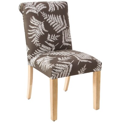 Blissfield Rolled Back Upholstered Dining Chair