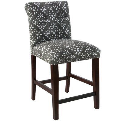 Donahue Rolled Back Upholstered Dining Chair