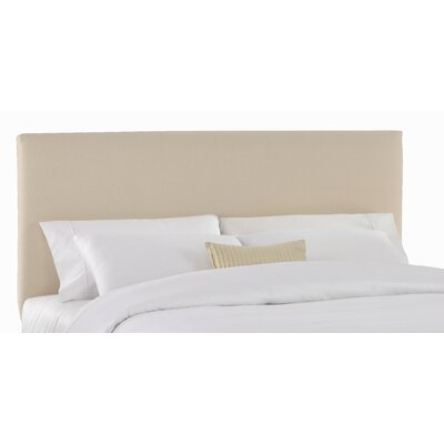 Lease to own Slip Cover Upholstered Headboard Si...