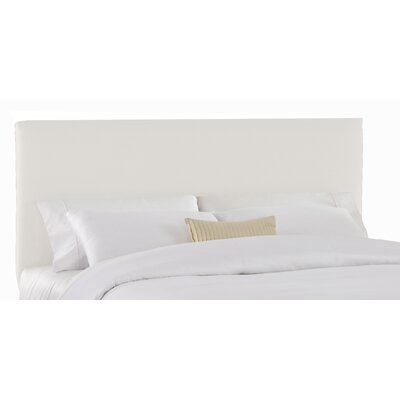 Financing Slip Cover Upholstered Headboard Si...