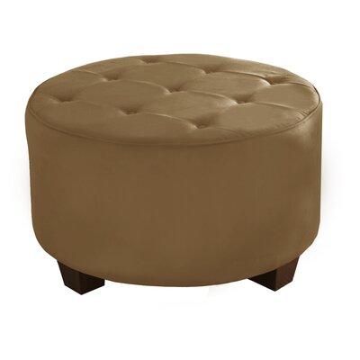 Premier Cocktail Ottoman Upholstery: Khaki