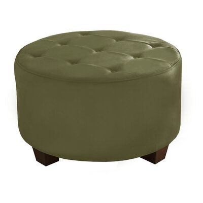 Premier Lounge Ottoman Upholstery: Sage
